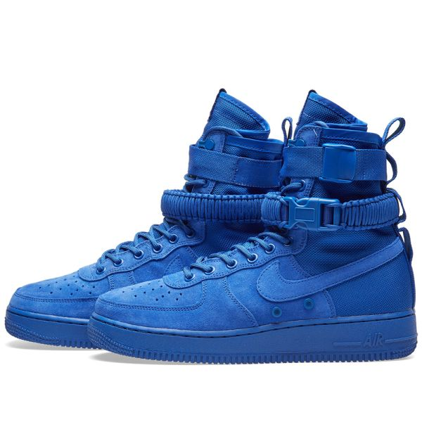 Nike SF Air Force 1 game royalgame royal
