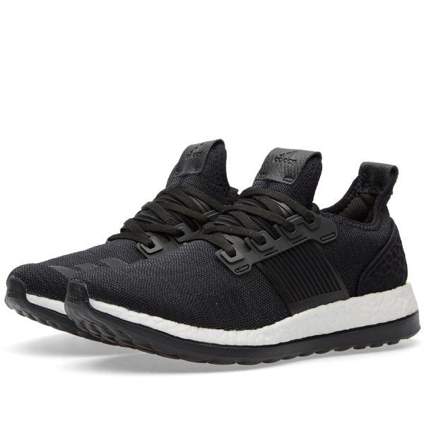 Adidas Pure Boost ZG Ltd. Core Black   END.