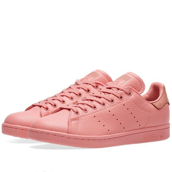 adidas stan smith rosa weiß
