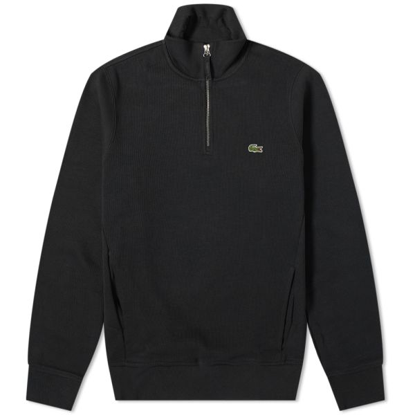 Factory Outlets Nice Cheap Coupon Codes Lacoste Half Zip