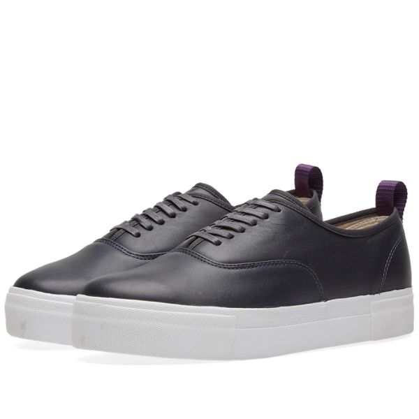 Eytys Mother Leather Sneaker Ink | END.