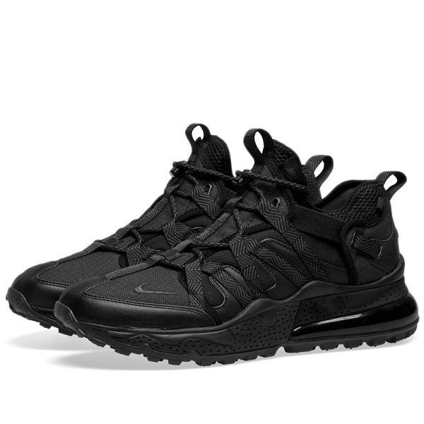 Air Max 270 Bowfin 'Triple Black' Nike AJ7200 005 | GOAT