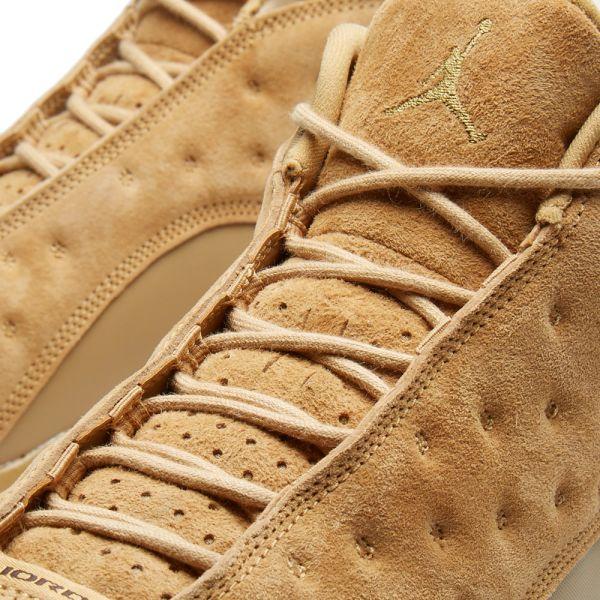 Nike Air Jordan 13 Retro Elemental Gold