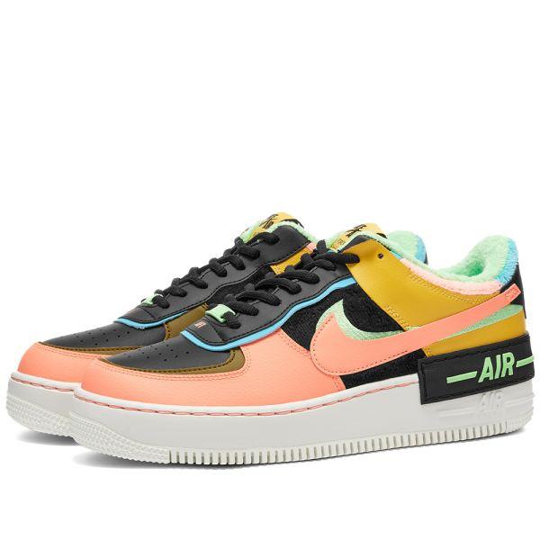 Nike Air Force 1 Shadose Fur W