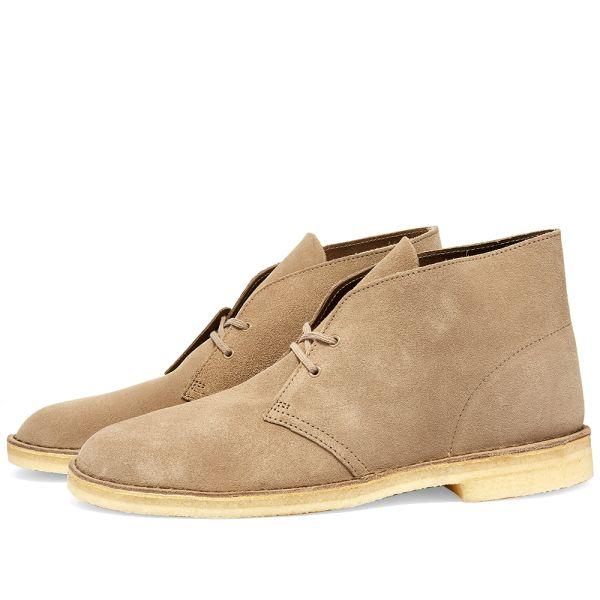 Clarks Originals Desert Boot Mushroom