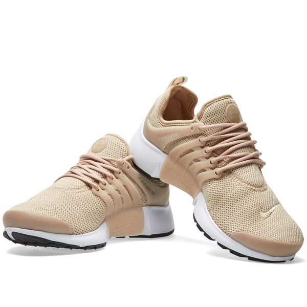 Nike W Air Presto Linen Linen Black White | Footshop