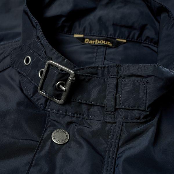 barbour weir jacket