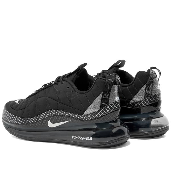 Nike Air Max 720 818 Black, Silver