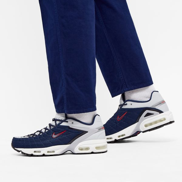 Nike Air Max Tailwind V SP Midnight Navy & University Red | END.