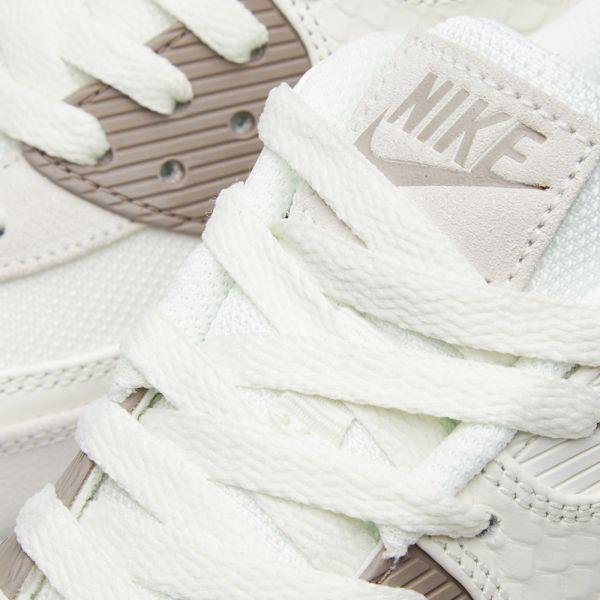 Nike Air Max 90 Premium SailSail SepiaStone White – Feature