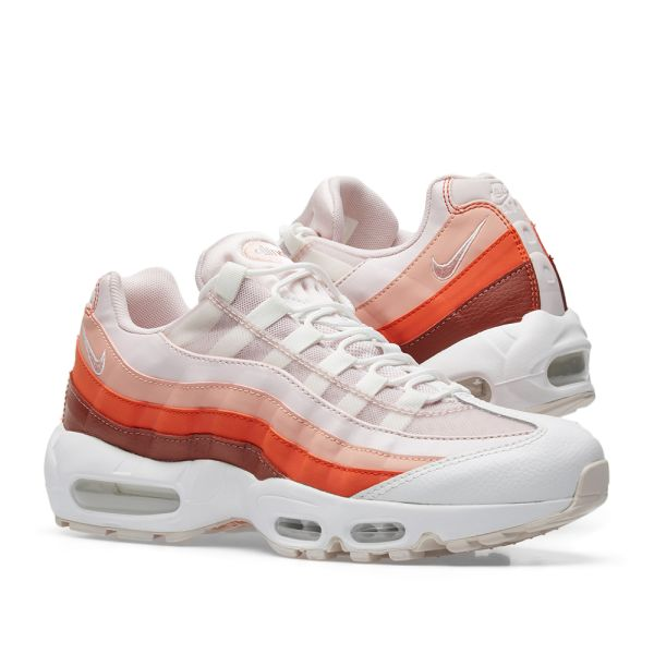 Nike WMNS Air Max 95 Barely Rose Coral Stardust Ready For