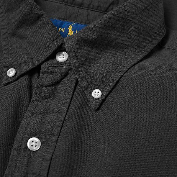 Polo Ralph Lauren Slim Fit Garment Dyed Oxford Shirt