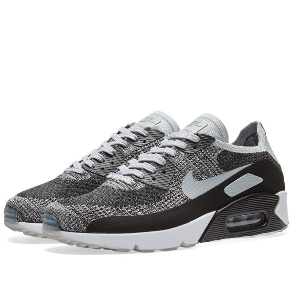 nike air max 90 ultra grey black