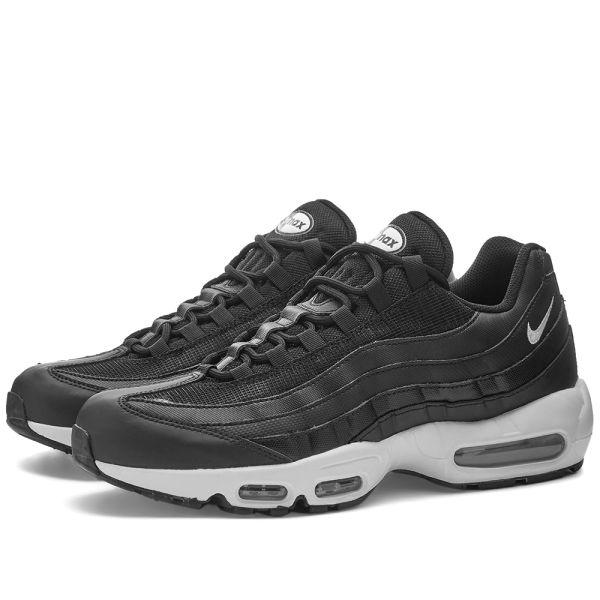 Nike Air Max 95 W Black \u0026 White | END.