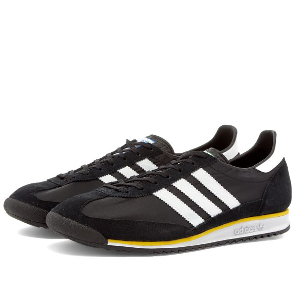 Mimar vamos a hacerlo Favor  Adidas SL 72 Black, Yellow & Black | END.