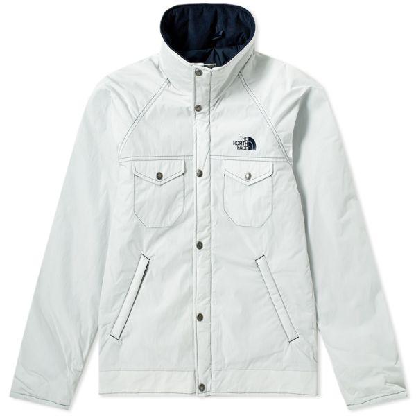 the north face zip jacke