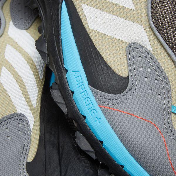 Mens Adidas Response FORMOTION Black White Trimmed