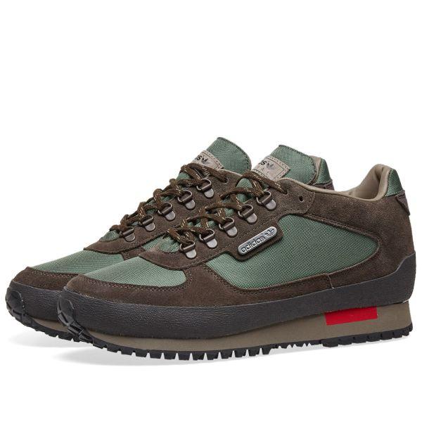 Adidas SPZL Winterhill Brown \u0026 Forest