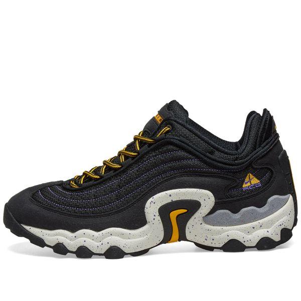 Nike Air Skarn Black Gold Purple CD2189 002   5Pointz