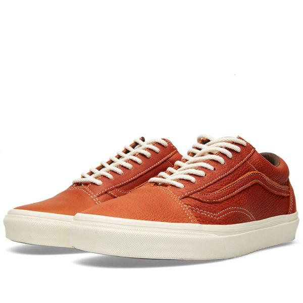 Vans California Leather Old Skool Reissue Sneaker   Urban