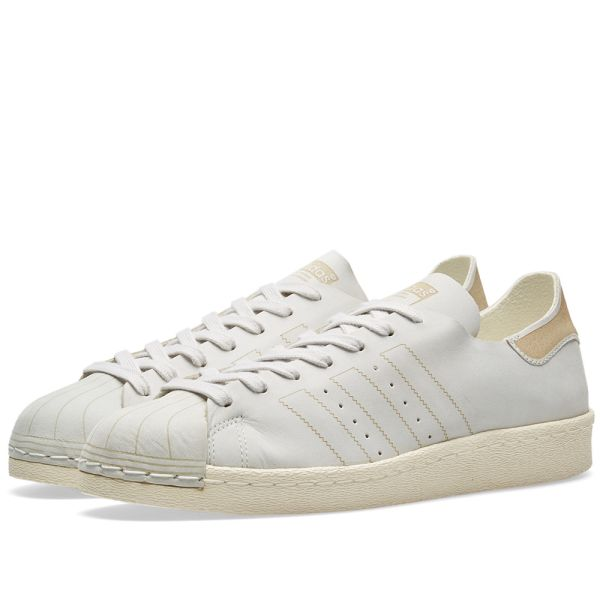adidas Superstar 80s Decon Shoes White adidas UK