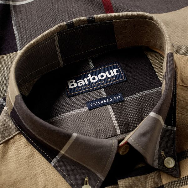 barbour kelso