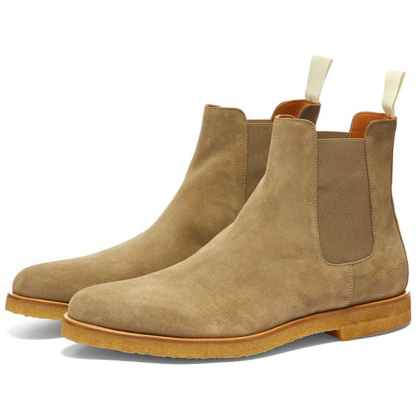 Common Projects Chelsea Boot Suede Warm