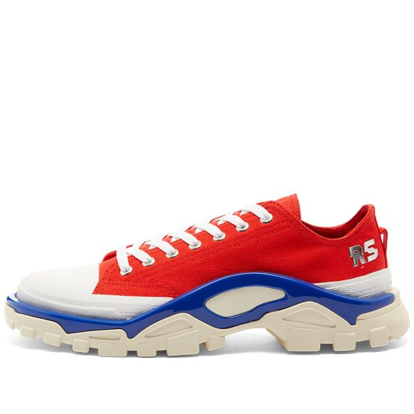 Adidas x Raf Simons Detroit Runner Red