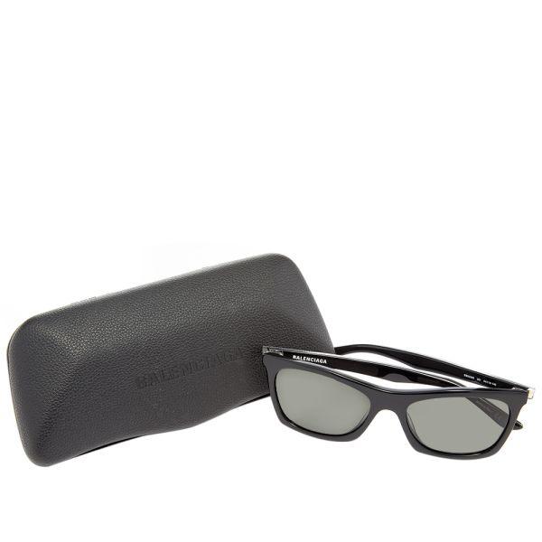 Balenciaga Verso Sunglasses Black