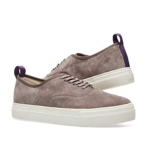 Eytys Mother Suede Sneaker Iron   END.