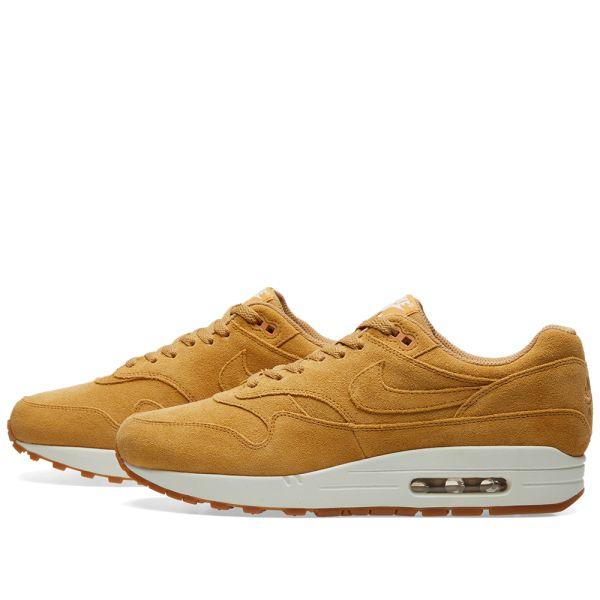 air max 1 premium flax nike sportswear