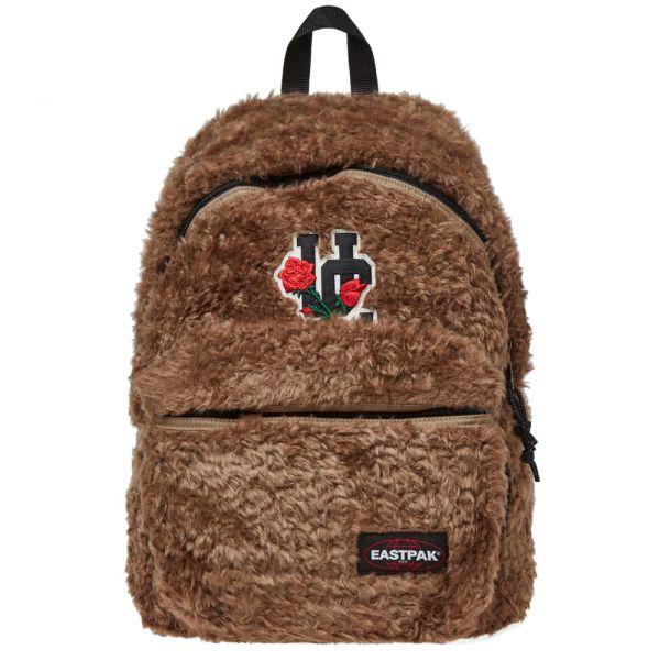 Eastpak Padded Pak'R Backpack In Beige