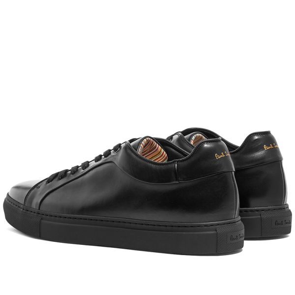 best wholesaler look for wholesale online Paul Smith Basso Leather Sneaker Black   END.