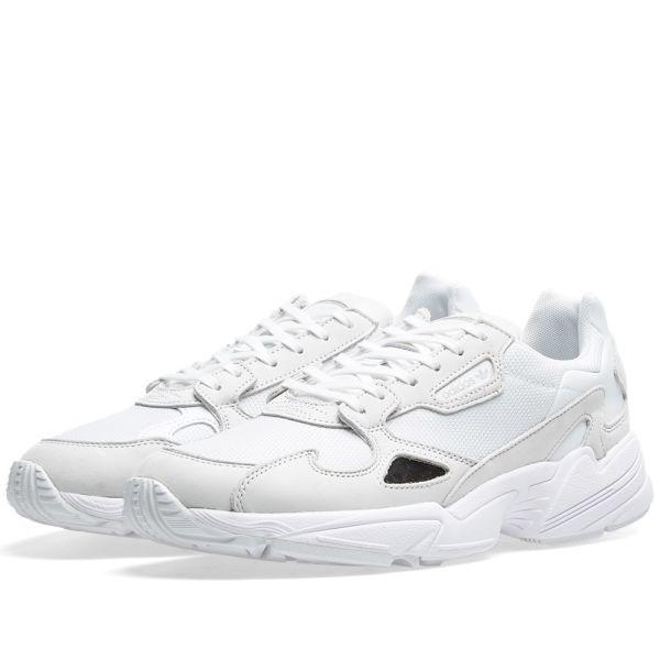 Adidas Falcon W White   END.