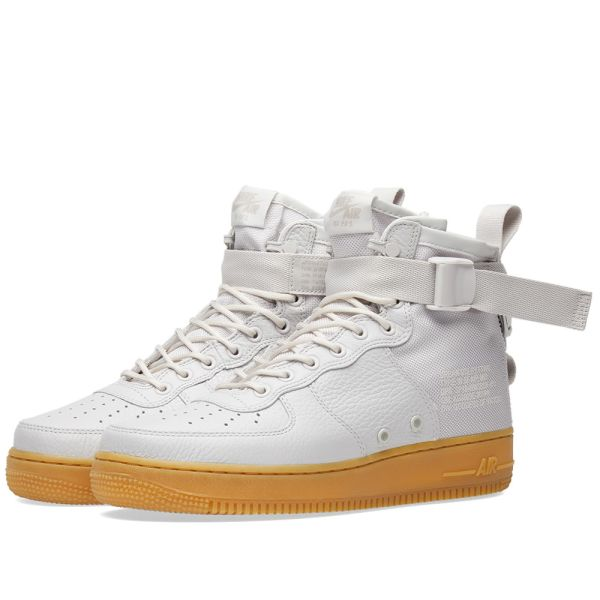 Nike SF Air Force 1 Mid Women's Shoes Vast Grey AA3966 005