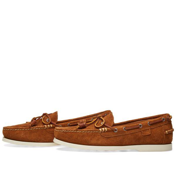 Polo Ralph Lauren Millard Boat Shoe
