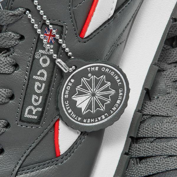 Reebok Classic Leather MU True Grey