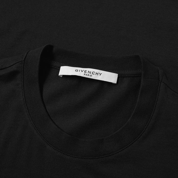 Givenchy Paris Logo Tee Black | END.