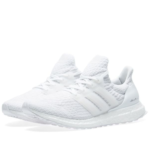 adidas Ultra Boost 3.0 White