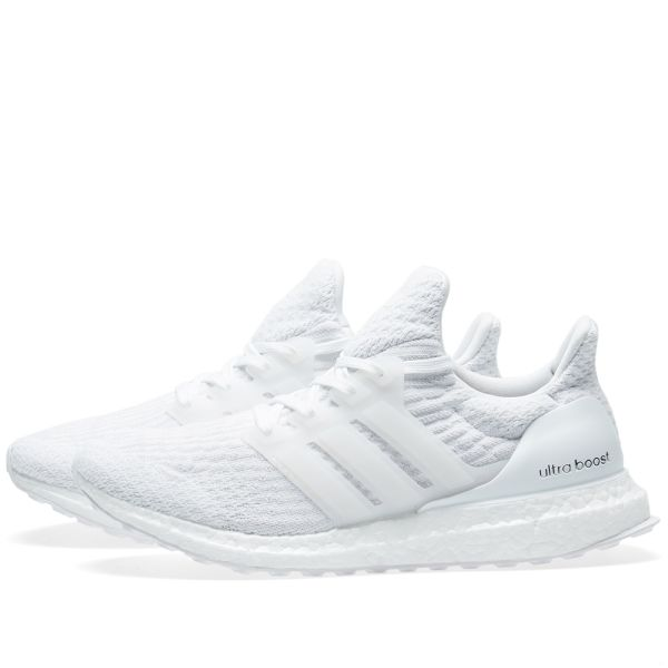 all white ultra boost 3.0