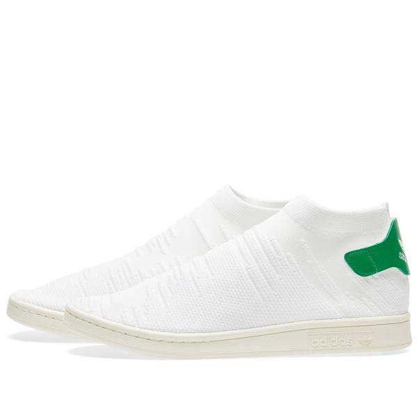 adidas stan smith sock pk w