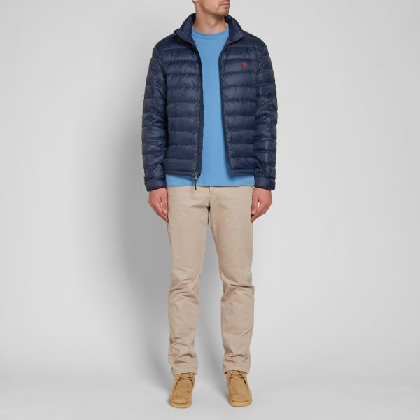 Jacket Ralph Lauren Bleeker Down Polo 3RLAj54