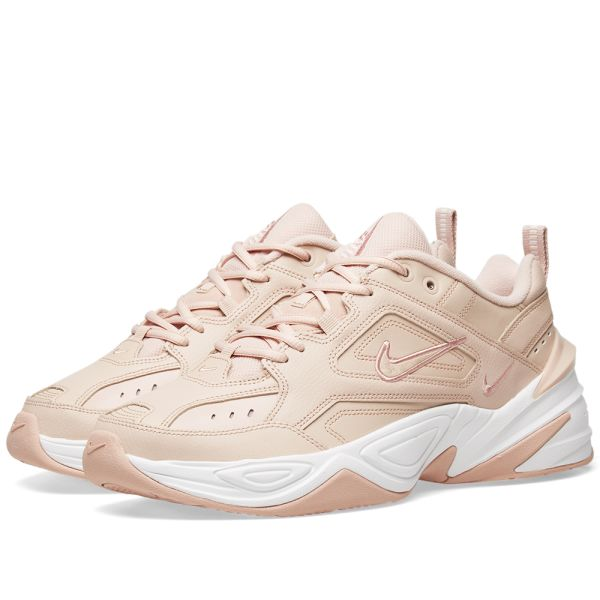 Nike M2K Tekno W Particle Beige & Summit White | END.