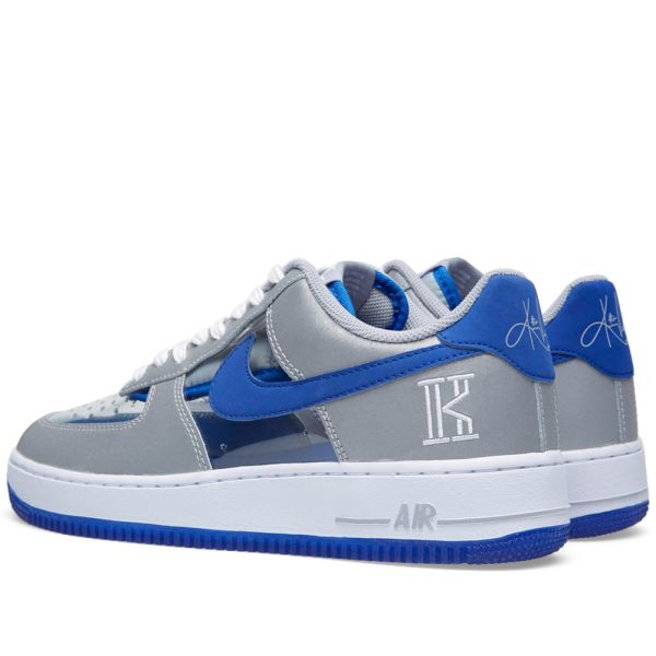 Nike Air Force 1 CMFT Signature Kyrie Irving Wolf GreyGame