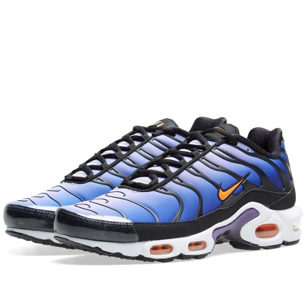 Nike Air Max Plus Og Black Orange Purple End