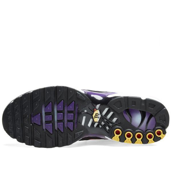 Details about Nike Air Max Plus OG Voltage Purple Men's Shoes Lifestyle Premium Comfy Sneakers