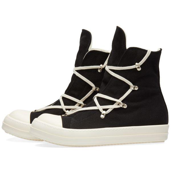 Rick Owens DRKSHDW Hexagram Hi Sneaker