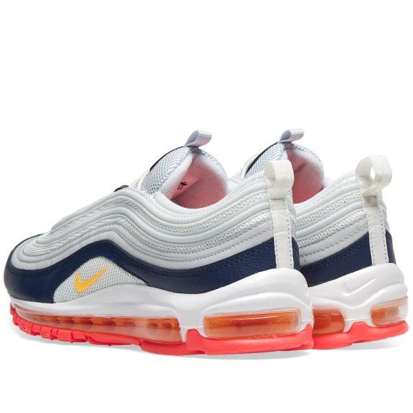 Nike Wmns Air Max 97 'Platinum Orange' 921733 015