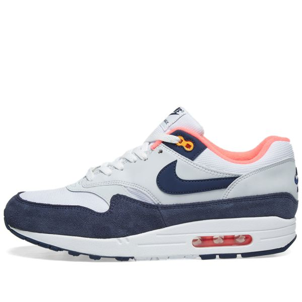 Nike Air Max 1 White Midnight 319986 116 Buy Online