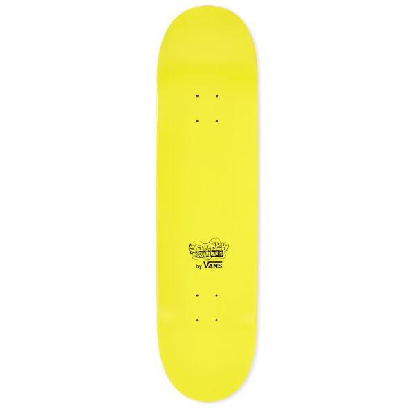 Vans Vault x Spongebob Skate Deck